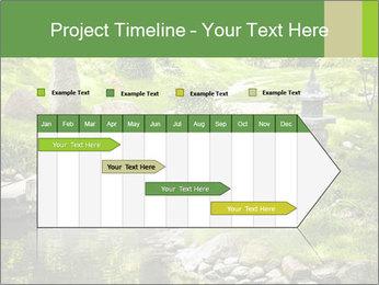 Japanese Garden PowerPoint Template - Slide 25