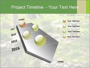 Japanese Garden PowerPoint Template - Slide 26