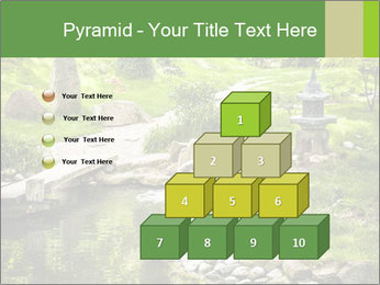 Japanese Garden PowerPoint Template - Slide 31