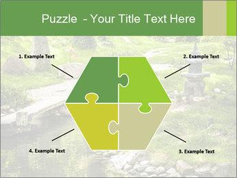 Japanese Garden PowerPoint Template - Slide 40