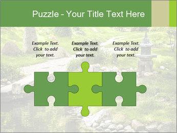 Japanese Garden PowerPoint Template - Slide 42