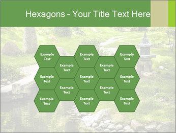 Japanese Garden PowerPoint Template - Slide 44