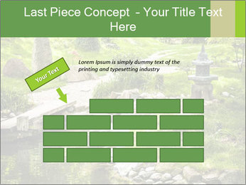 Japanese Garden PowerPoint Template - Slide 46