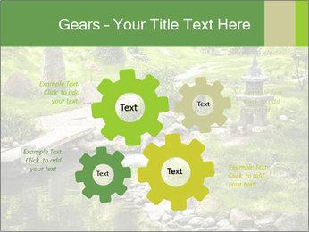 Japanese Garden PowerPoint Template - Slide 47