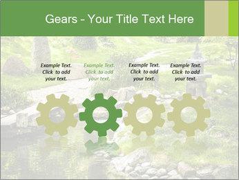Japanese Garden PowerPoint Template - Slide 48