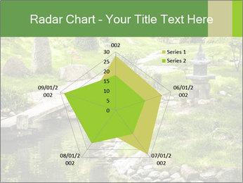Japanese Garden PowerPoint Template - Slide 51