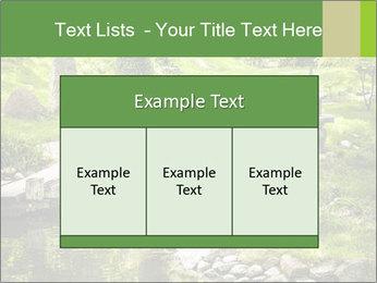Japanese Garden PowerPoint Template - Slide 59