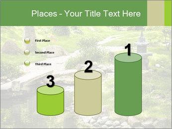 Japanese Garden PowerPoint Template - Slide 65