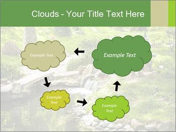 Japanese Garden PowerPoint Template - Slide 72