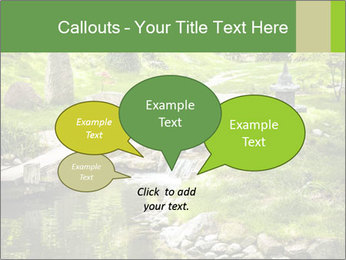 Japanese Garden PowerPoint Template - Slide 73
