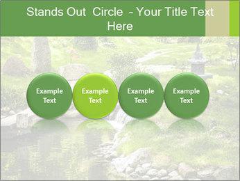 Japanese Garden PowerPoint Template - Slide 76