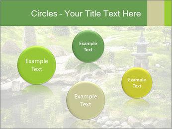 Japanese Garden PowerPoint Template - Slide 77