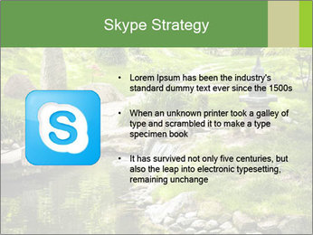 Japanese Garden PowerPoint Template - Slide 8