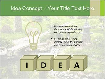 Japanese Garden PowerPoint Template - Slide 80