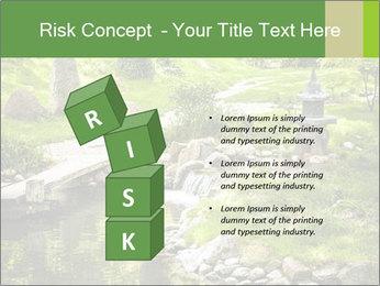 Japanese Garden PowerPoint Template - Slide 81