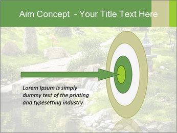 Japanese Garden PowerPoint Template - Slide 83