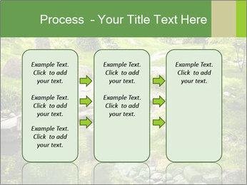 Japanese Garden PowerPoint Template - Slide 86