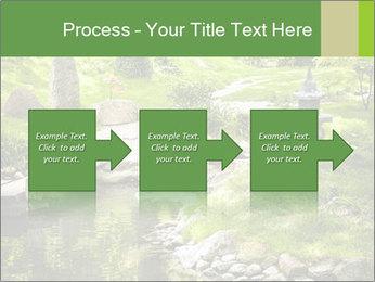 Japanese Garden PowerPoint Template - Slide 88