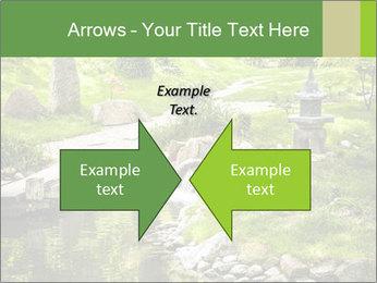 Japanese Garden PowerPoint Template - Slide 90