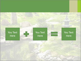 Japanese Garden PowerPoint Template - Slide 95