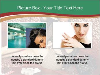 Portrait of a gorgeous superstar PowerPoint Templates - Slide 18