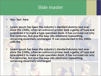 Composition PowerPoint Template - Slide 2
