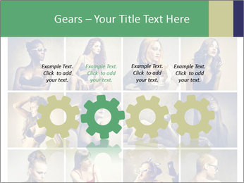 Composition PowerPoint Template - Slide 48
