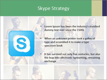 Composition PowerPoint Template - Slide 8