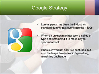 Group of business people PowerPoint Template - Slide 10
