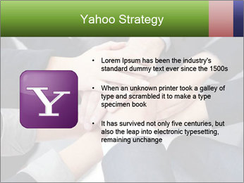 Group of business people PowerPoint Template - Slide 11