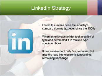 Group of business people PowerPoint Template - Slide 12