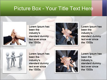 Group of business people PowerPoint Template - Slide 14