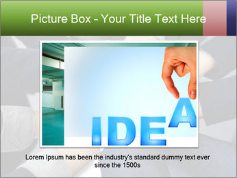 Group of business people PowerPoint Template - Slide 15
