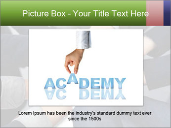 Group of business people PowerPoint Template - Slide 16