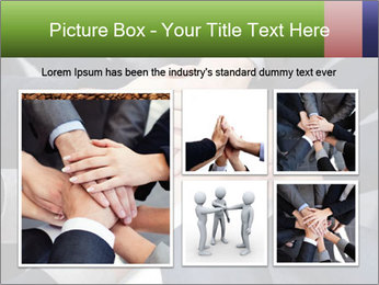 Group of business people PowerPoint Template - Slide 19