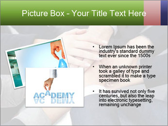 Group of business people PowerPoint Template - Slide 20