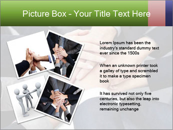 Group of business people PowerPoint Template - Slide 23