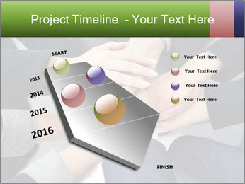 Group of business people PowerPoint Template - Slide 26
