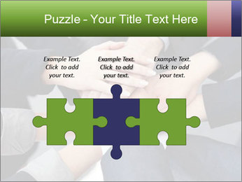 Group of business people PowerPoint Templates - Slide 42