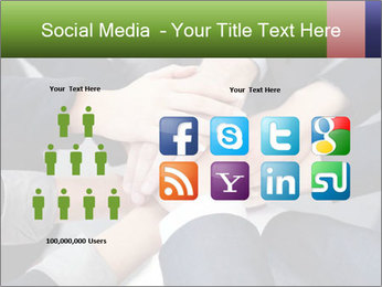 Group of business people PowerPoint Templates - Slide 5
