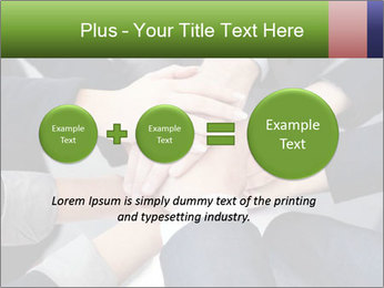 Group of business people PowerPoint Template - Slide 75