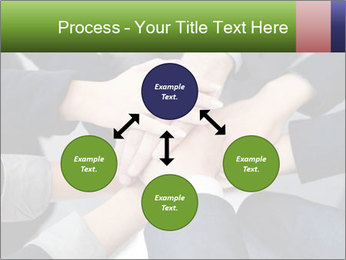 Group of business people PowerPoint Templates - Slide 91
