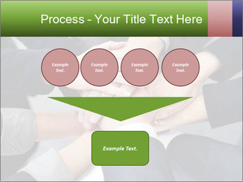 Group of business people PowerPoint Templates - Slide 93