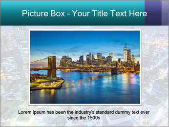 Japan cityscape PowerPoint Templates - Slide 15