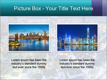 Japan cityscape PowerPoint Templates - Slide 18