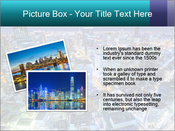 Japan cityscape PowerPoint Templates - Slide 20