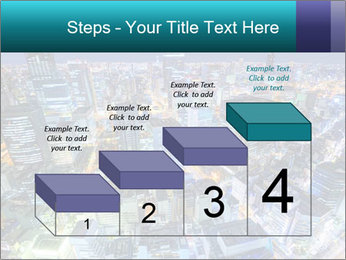 Japan cityscape PowerPoint Templates - Slide 64