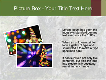 Mountain Goat on Cliff PowerPoint Template - Slide 20