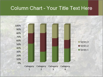 Mountain Goat on Cliff PowerPoint Template - Slide 50