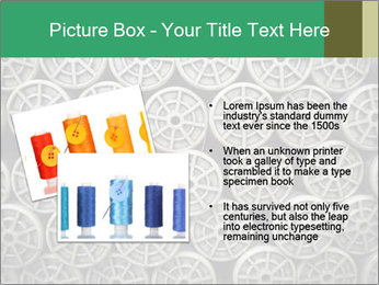 Old and empty reel PowerPoint Template - Slide 20